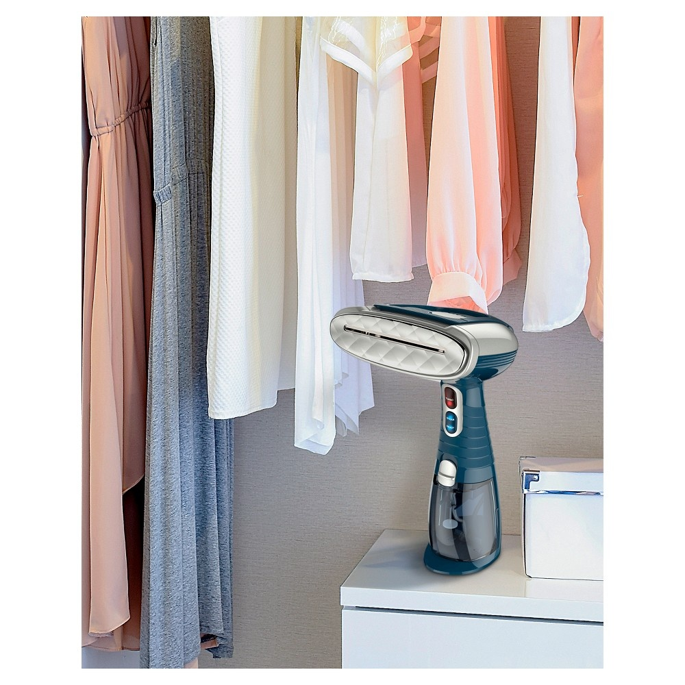 slide 8 of 11, Conair Turbo ExtremeSteam Handheld Fabric Steamer,
