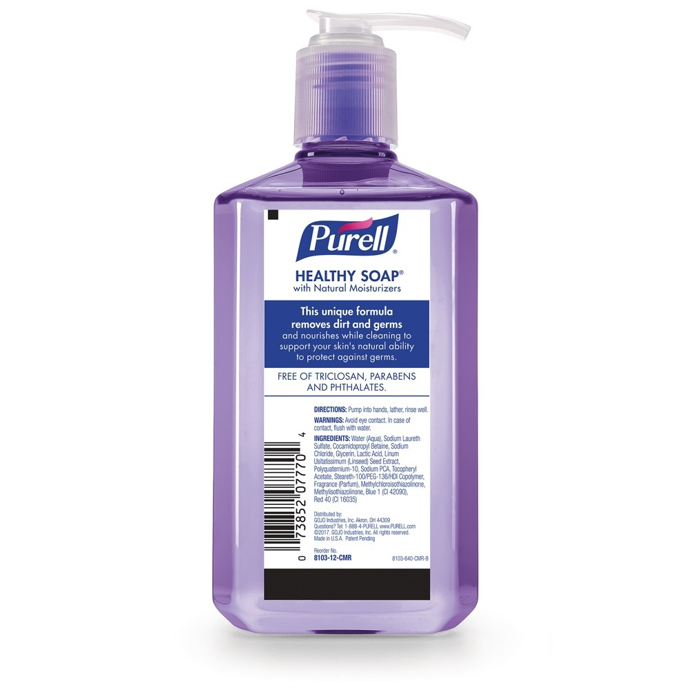slide 2 of 2, PURELL Healthy Soap Botanicals,