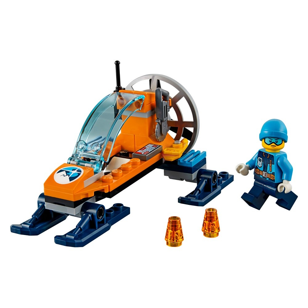 slide 5 of 8, LEGO City Arctic Expedition Ice Glider 60190,