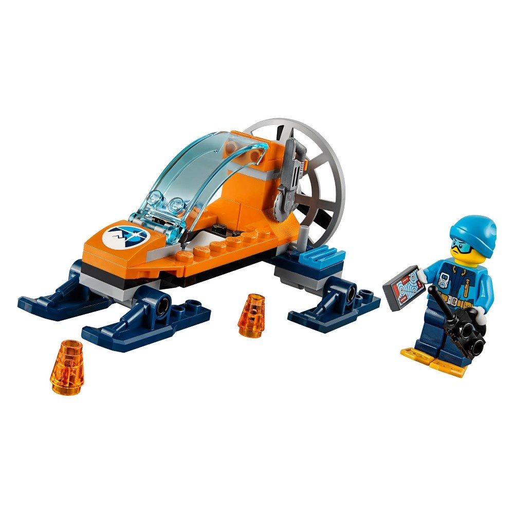 slide 7 of 8, LEGO City Arctic Expedition Ice Glider 60190,