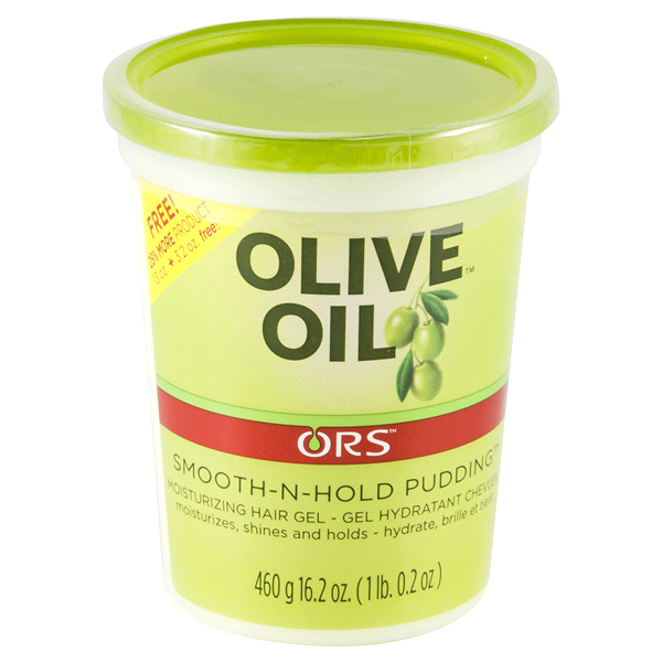 slide 1 of 1, ORS Smooth-N-Hold Hair Pudding,