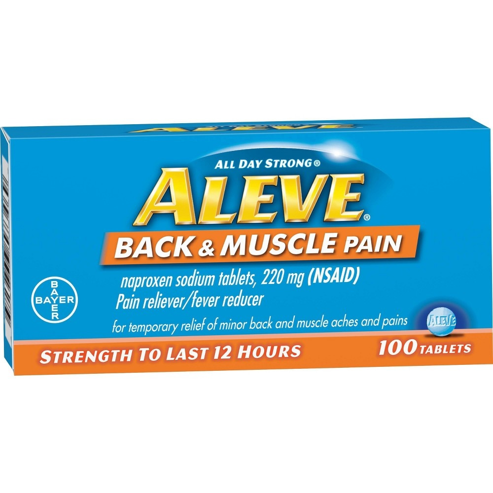 slide 4 of 4, Aleve All Day Strong Back And Muscle Pain,