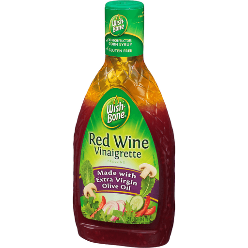 slide 4 of 13, Wish-Bone Red Wine Vinaigrette,