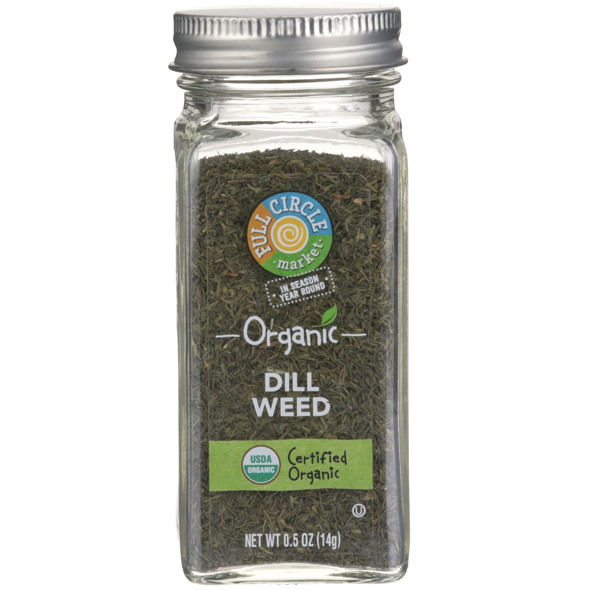 slide 1 of 6, Full Circle Market Organic Dill Weed,