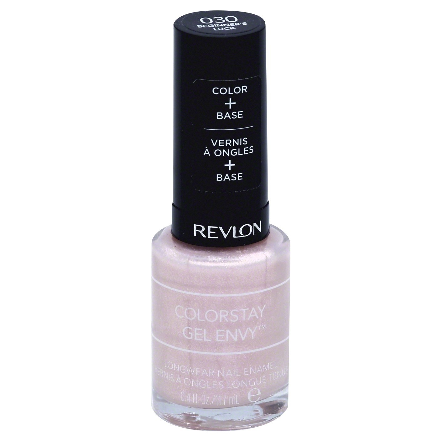slide 1 of 2, Revlon Colorstay Gel Envy Nail Enamel - 030 Beginner's Luck,