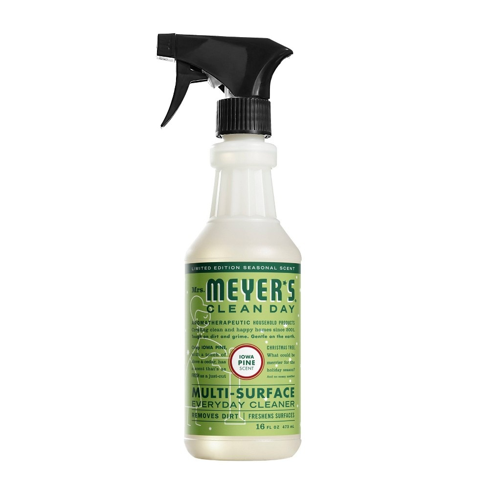 slide 2 of 2, Mrs. Meyer's Clean Day Iowa Pine Multi-Surface Everyday Cleaner,