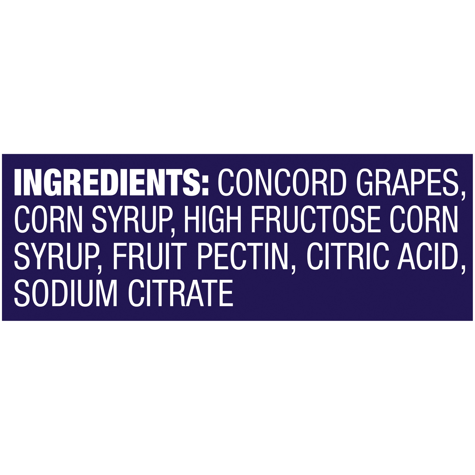 slide 8 of 8, Welch's Concord Grape Jam,