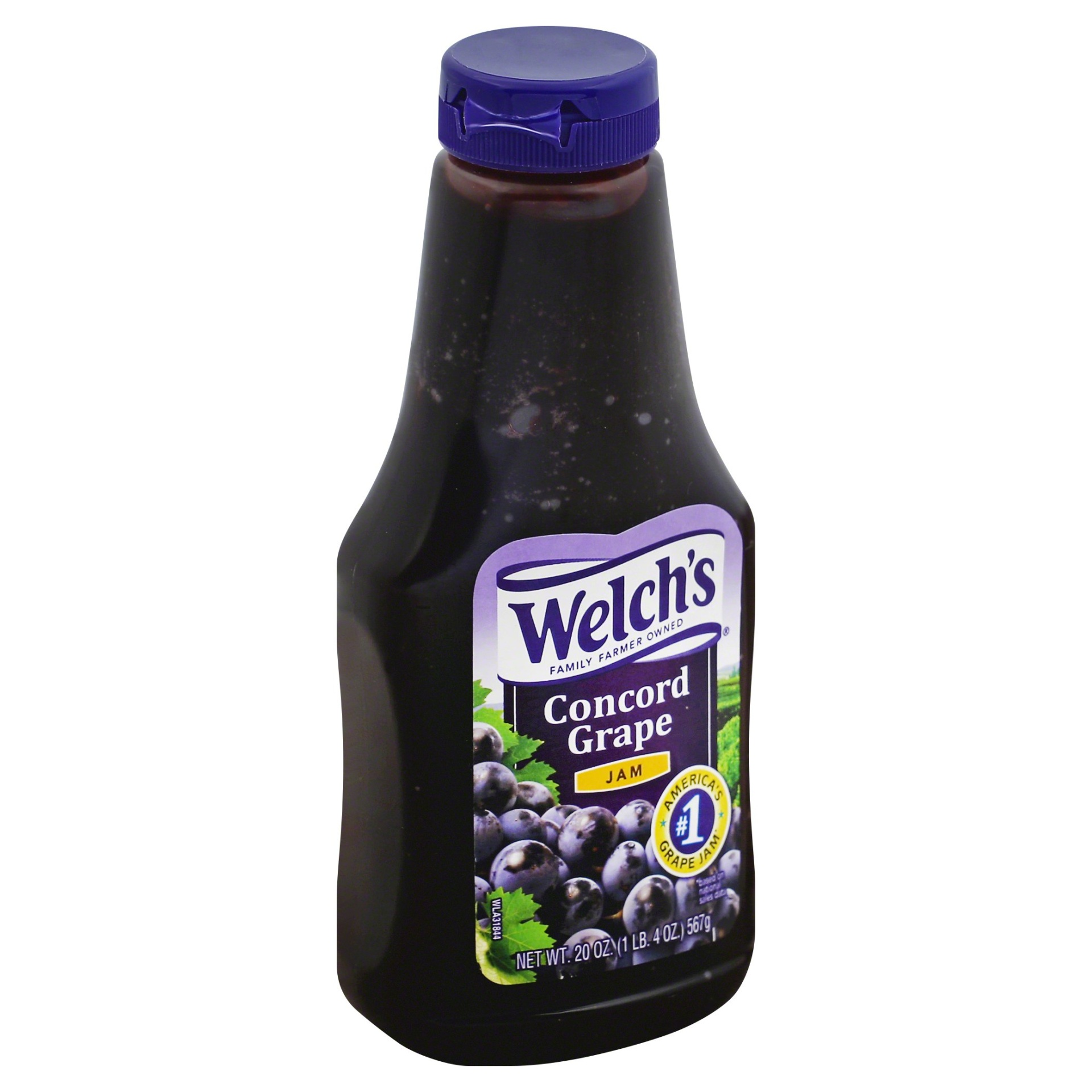 slide 1 of 8, Welch's Concord Grape Jam,