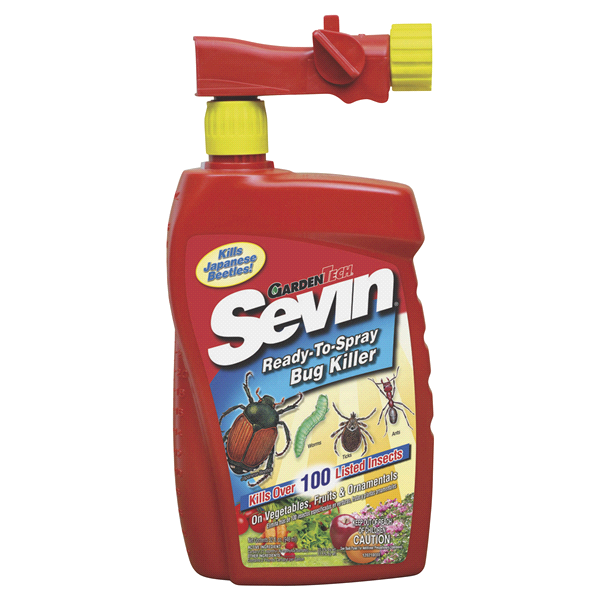 slide 1 of 1, Sevin Insect Killer Ready to Spray,