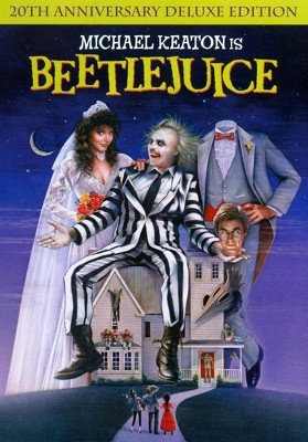 slide 1 of 1, Beetlejuice (20th Anniversary Edition) (Deluxe Edition) (DVD),
