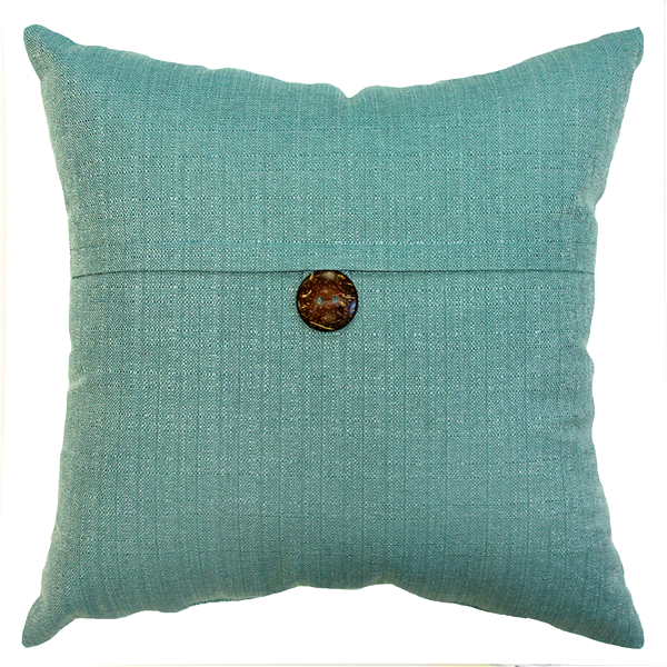 slide 1 of 1, Dynasty Turquoise 20 Pillow,