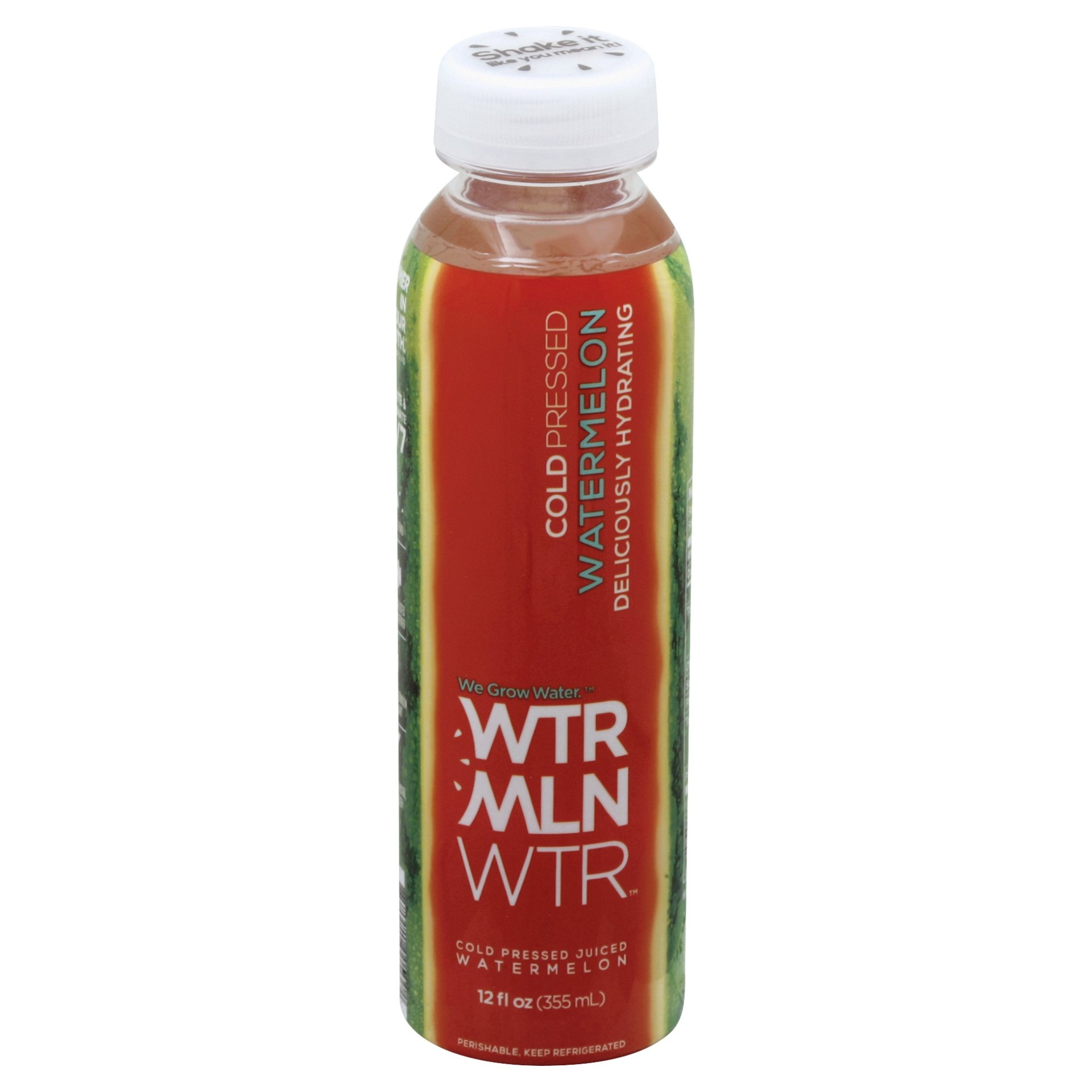 slide 1 of 4, WTRMLN WTR Watermelon Cold Pressed Juice,