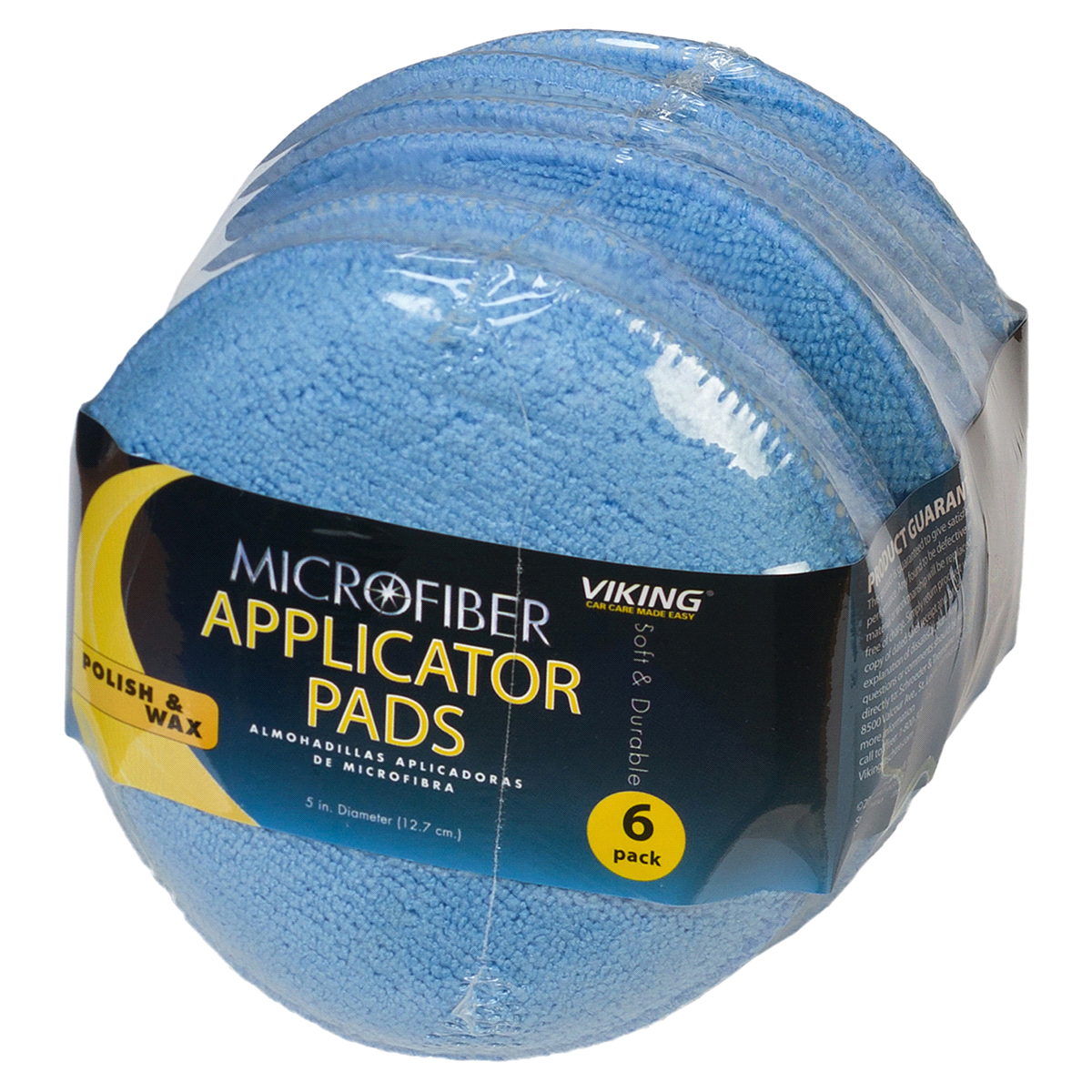 slide 3 of 4, Viking Microfiber Applicator Pads,