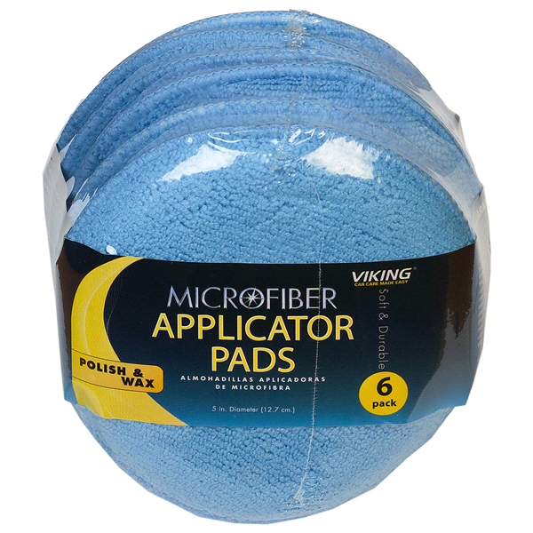 slide 1 of 4, Viking Microfiber Applicator Pads,