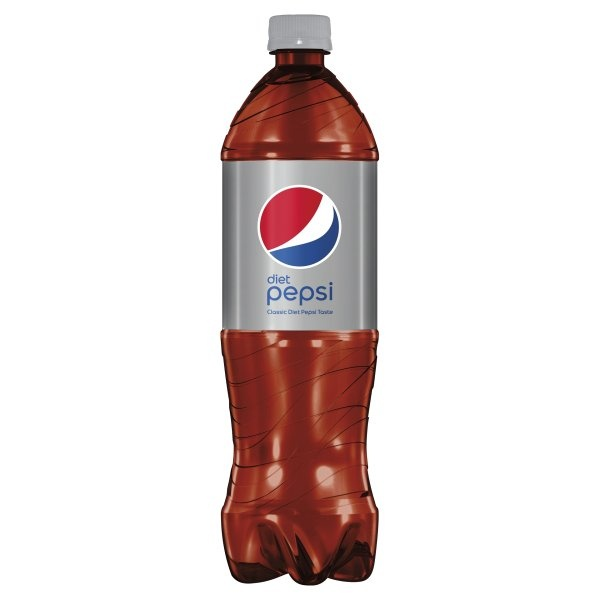 slide 1 of 3, Diet Pepsi,