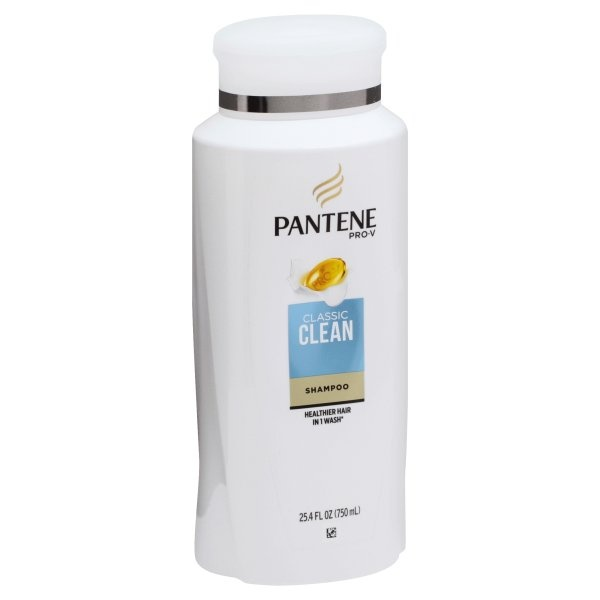 slide 1 of 1, Pantene Pro-V Classic Clean Daily Shampoo,