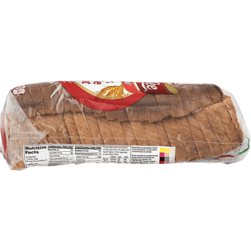 slide 6 of 9, Sara Lee 100% Whole Wheat Soft & Smooth Bread,