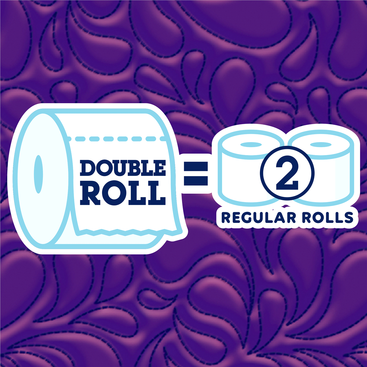 slide 6 of 6, Quilted Northern Ultra Plush Toilet Paper 6 Double Rolls,