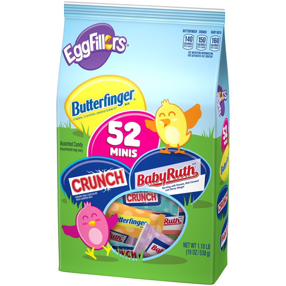 slide 3 of 8, Nestlé Easter Assorted Minis,