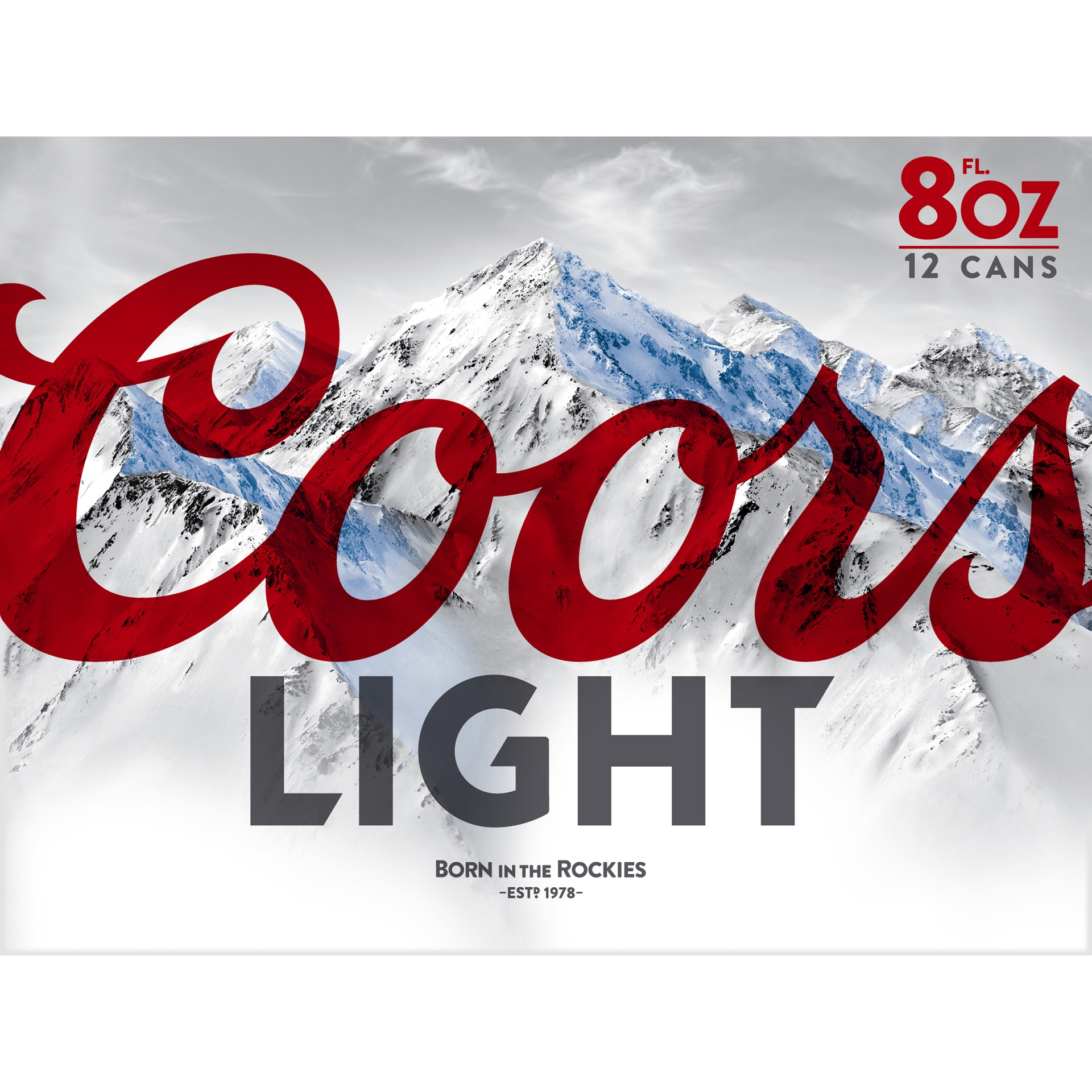 slide 6 of 6, Coors Light Beer,