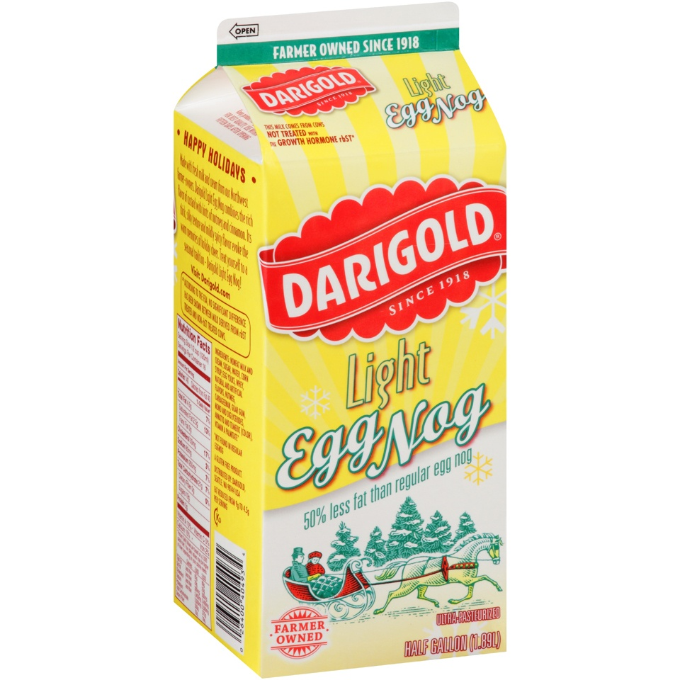 slide 2 of 8, Darigold Light Egg Nog,