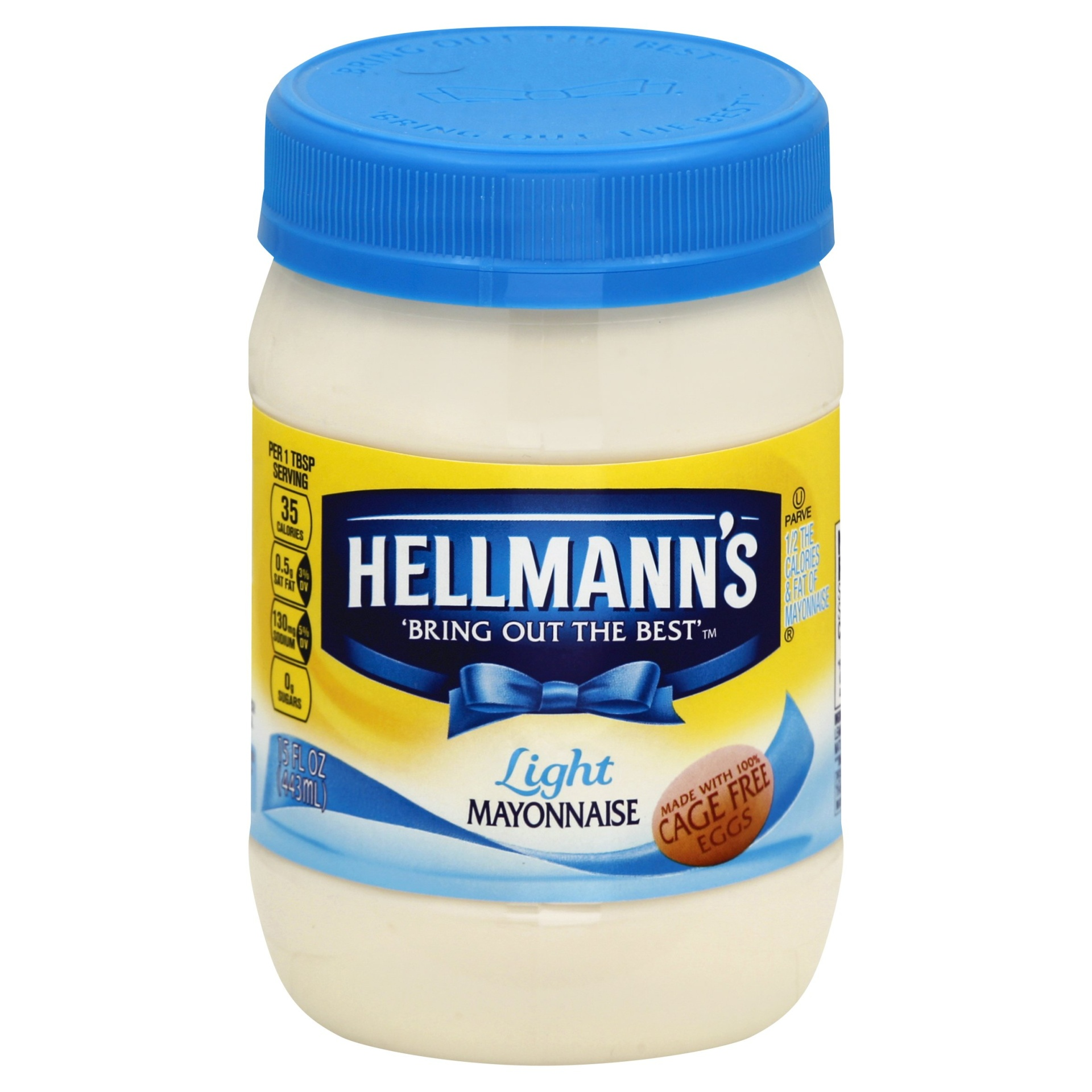 slide 1 of 5, Hellmann's Light Mayonnaise,