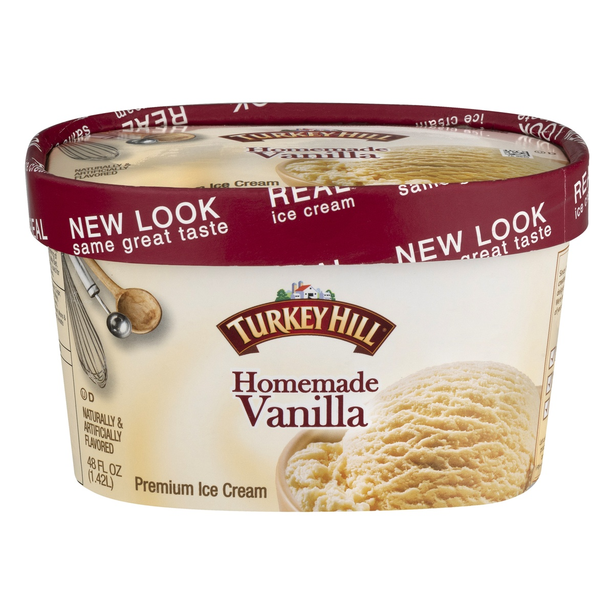 slide 1 of 10, Turkey Hill Ice Cream,