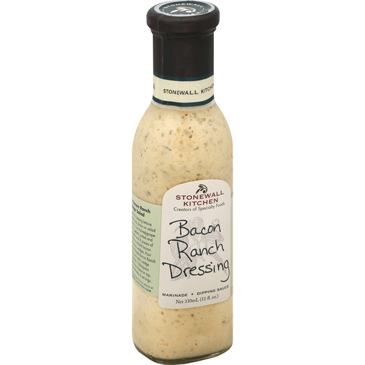 slide 2 of 2, Stonewall Kitchen Bacon Ranch Dressing,