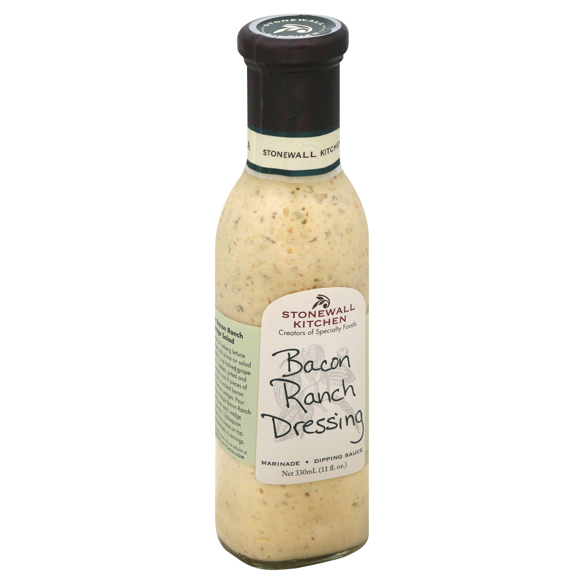 slide 1 of 2, Stonewall Kitchen Bacon Ranch Dressing,