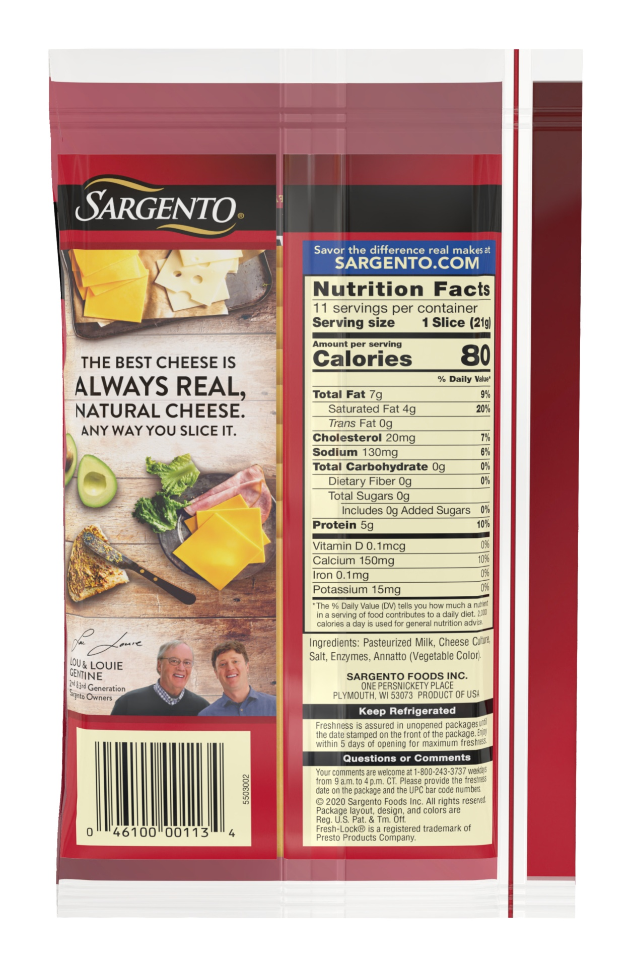 slide 2 of 7, Sargento Natural Sharp Cheddar Deli Style Sliced Cheese,