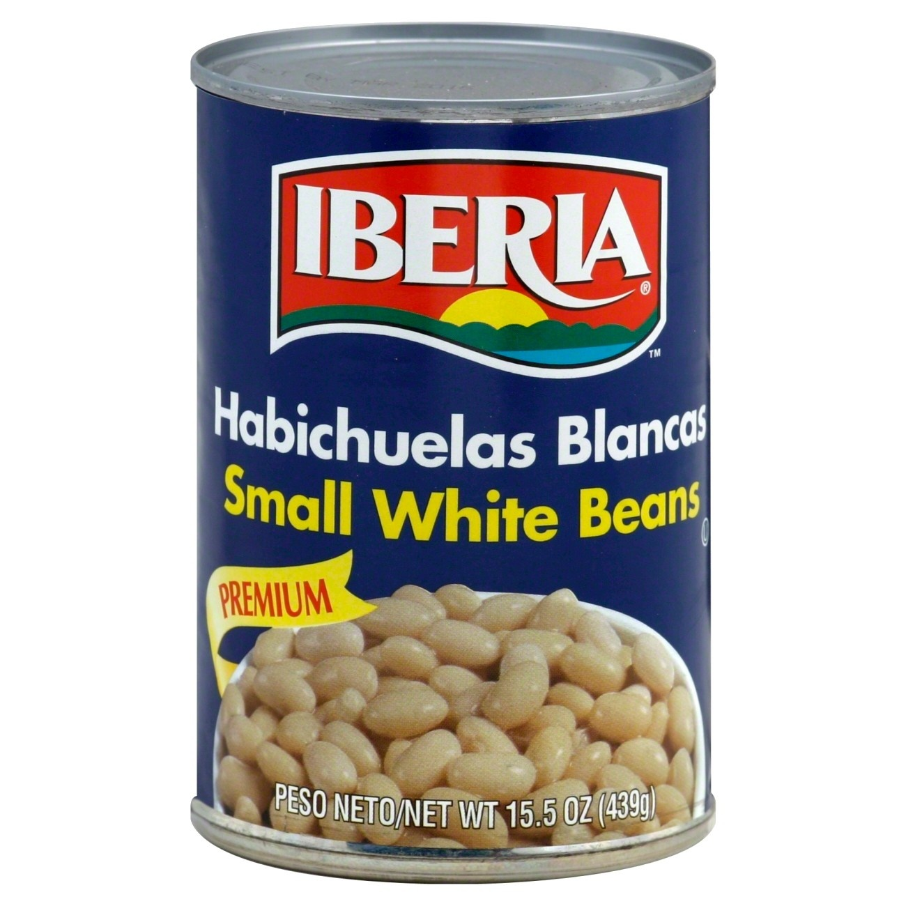 slide 1 of 1, Iberia Small White Beans,
