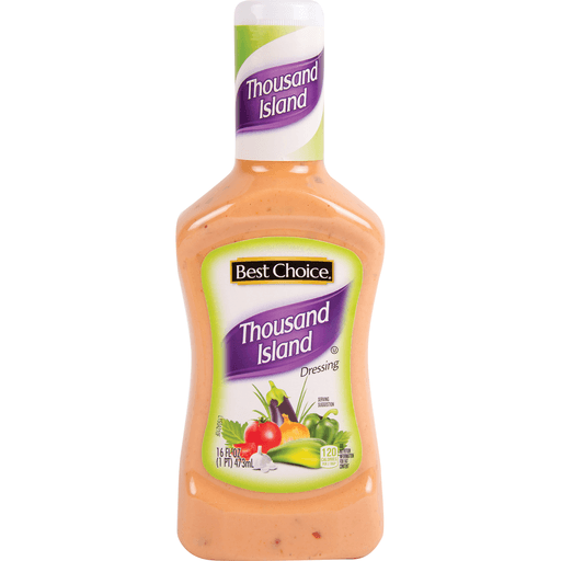 slide 1 of 1, Best Choice Thousand Island Dressing,