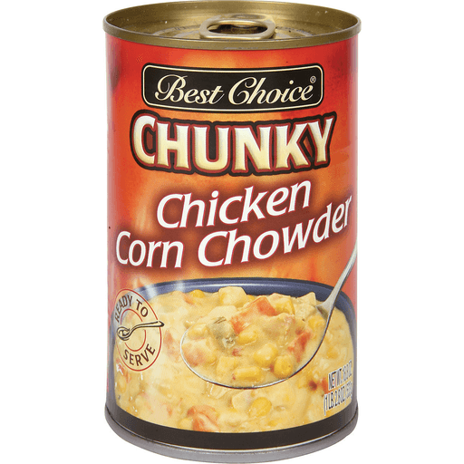 slide 1 of 1, Best Choice Chicken Corn Chowder,