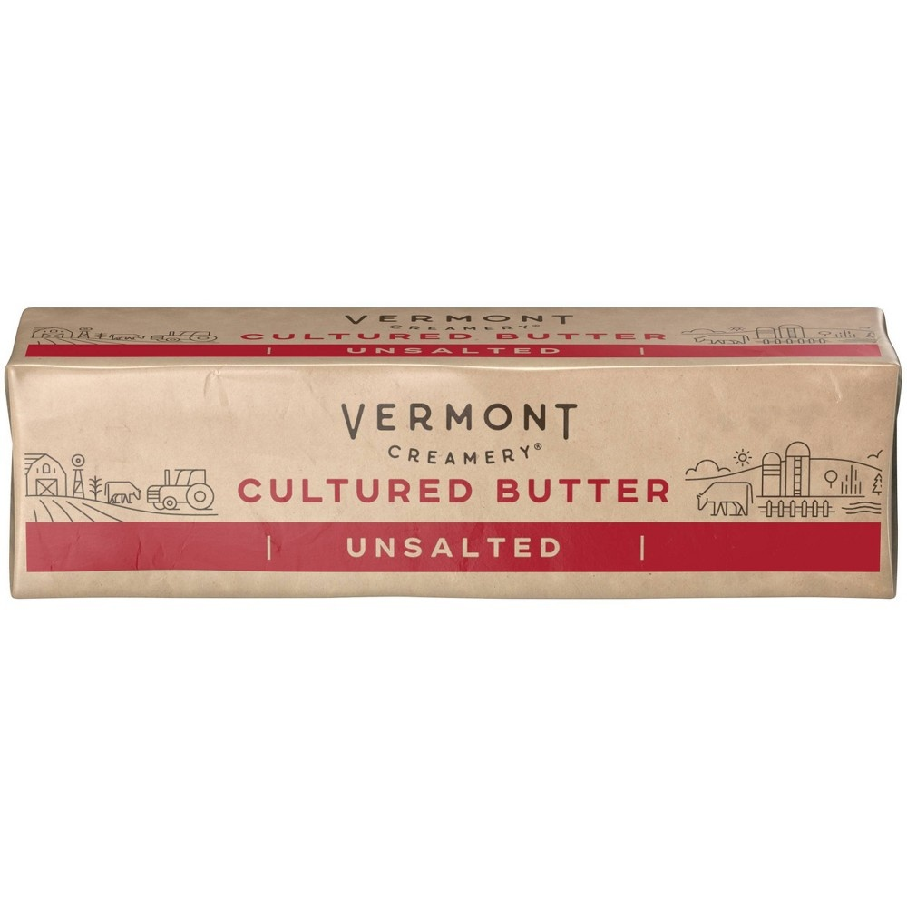 slide 9 of 9, Vermont Creamery Stick Butter Unsalted,