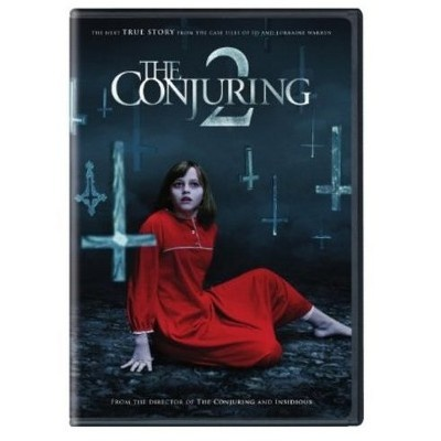 slide 1 of 1, The Conjuring 2 (DVD),