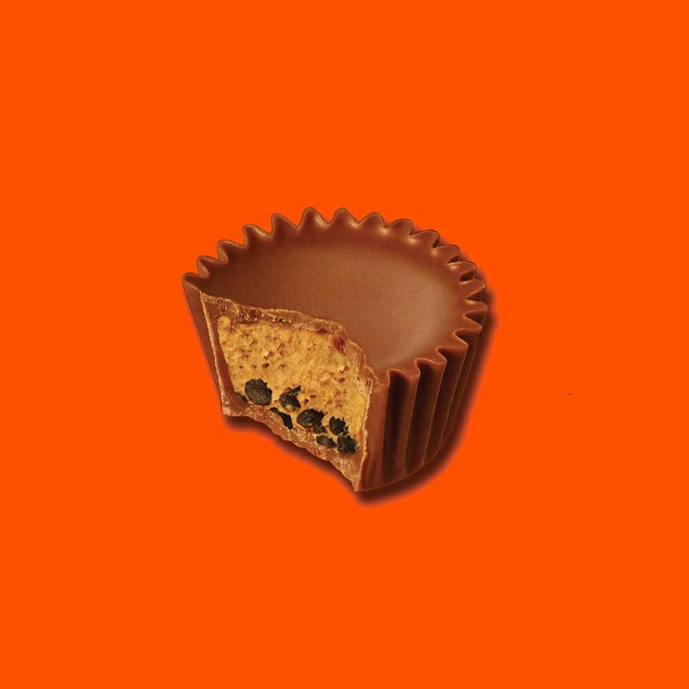 slide 2 of 3, Reese's Crunchy Cookie Cup Stand Up Pouch,