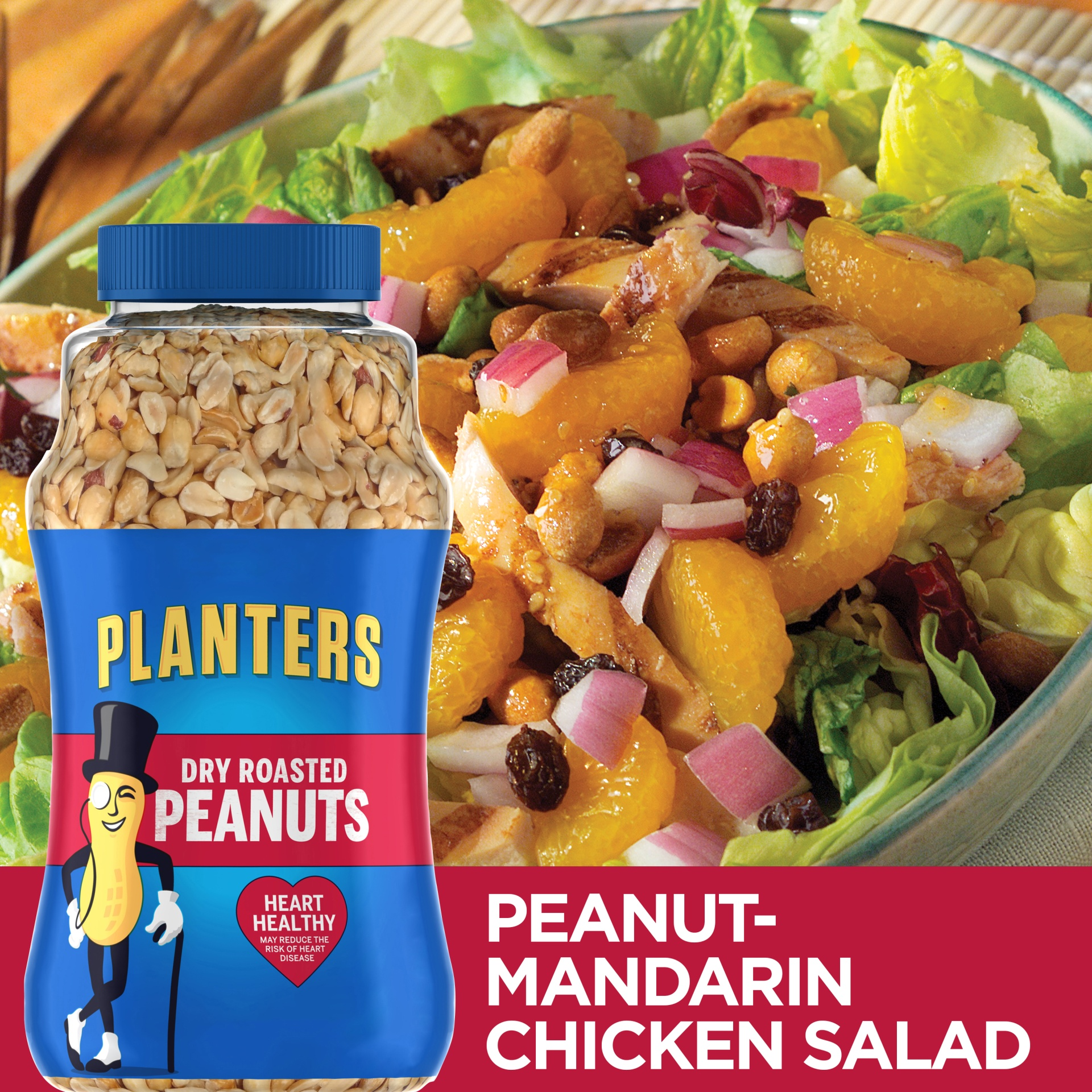 slide 2 of 7, Planters Dry Roasted Peanuts,