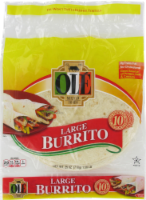 slide 1 of 1, Olé Mexican Foods Large Burrito Tortillas,