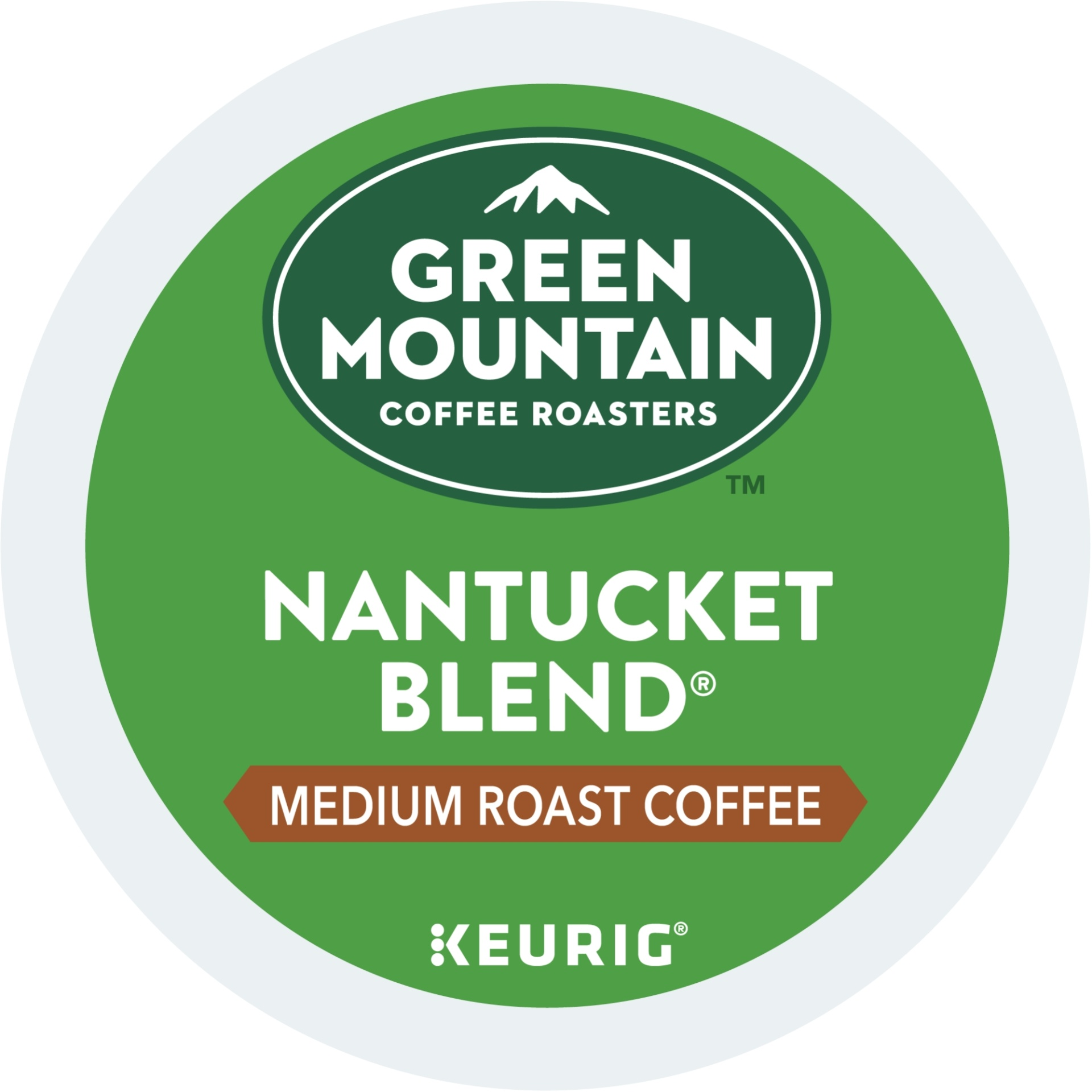 slide 1 of 4, Green Mountain Coffee Nantucket Blend Medium Roast K-Cup Pods,