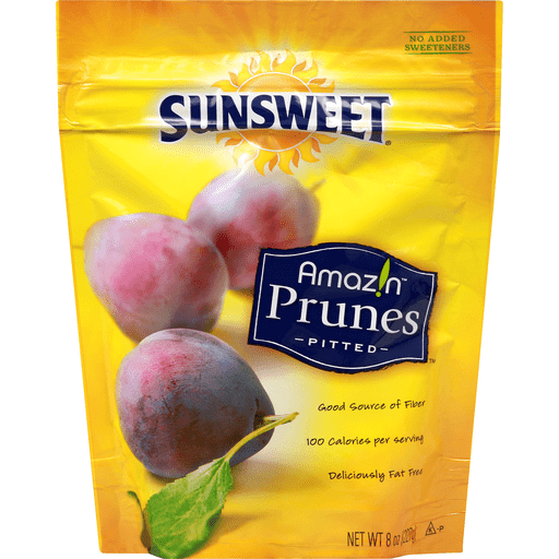 slide 2 of 2, Sunsweet Pitted Prunes,