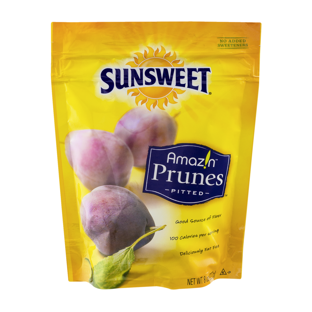 slide 1 of 2, Sunsweet Pitted Prunes,