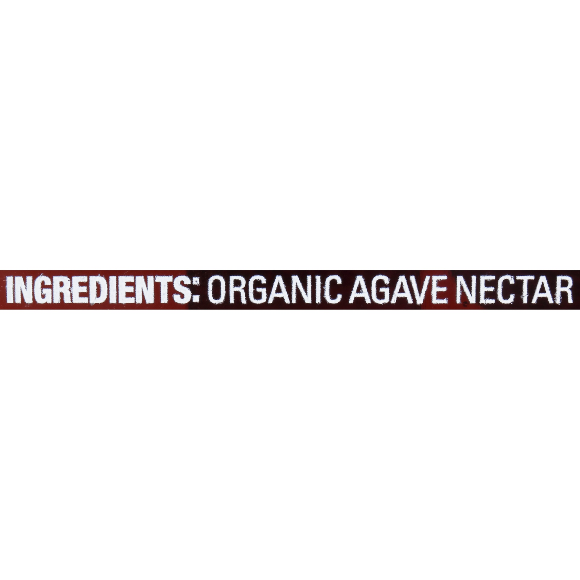 slide 8 of 8, Agave In the Raw Organic Agave Nectar,