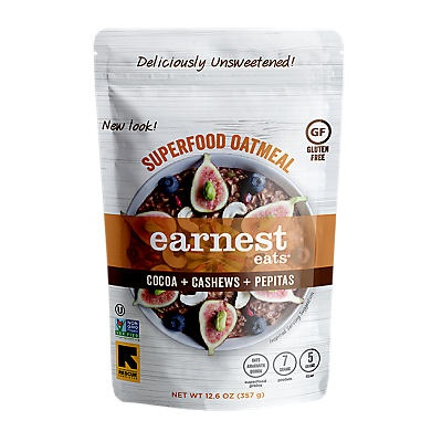 slide 1 of 1, Earnest Eats Hot And Fit Mayan Blend Cereal,