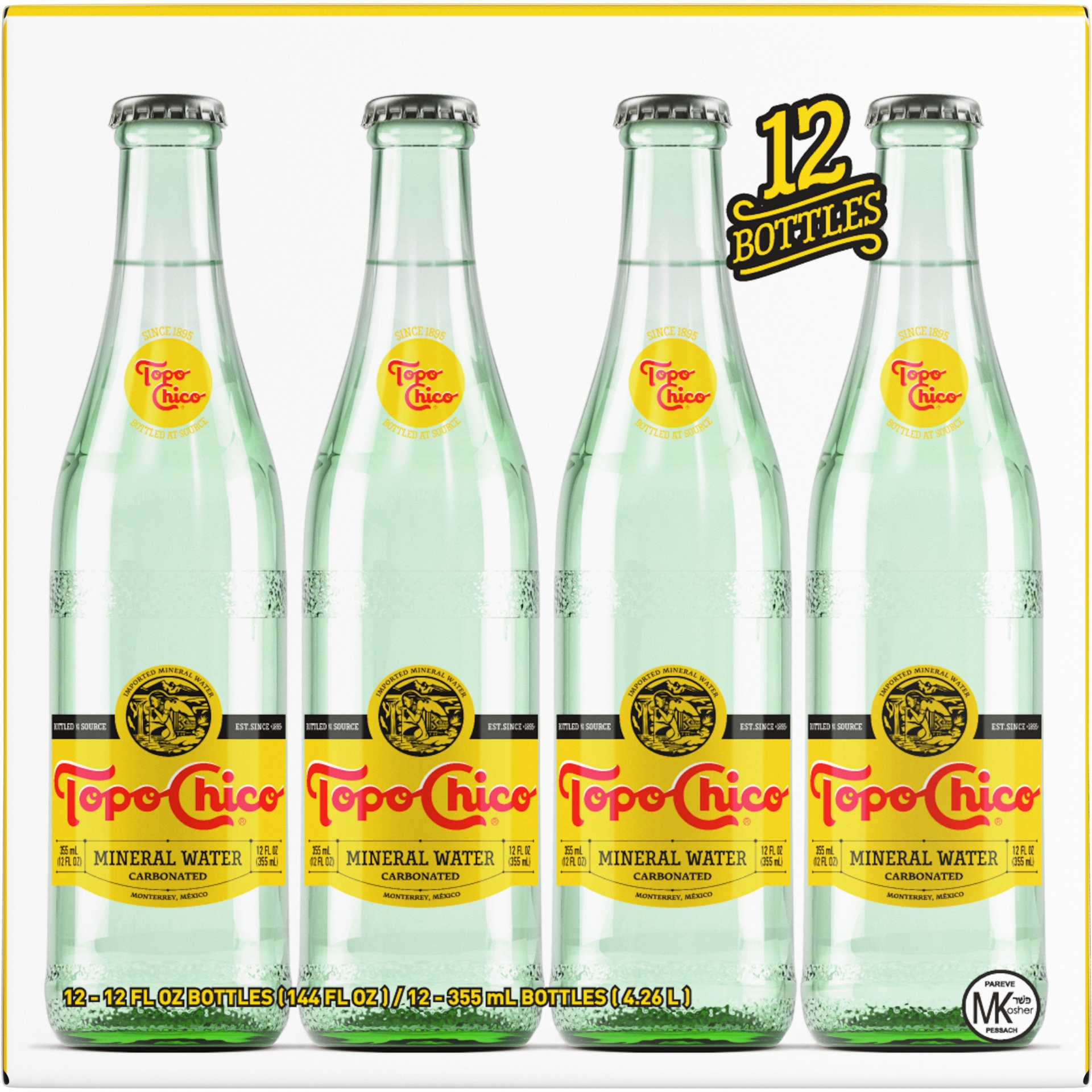 slide 3 of 7, Topo Chico Mineral Water,