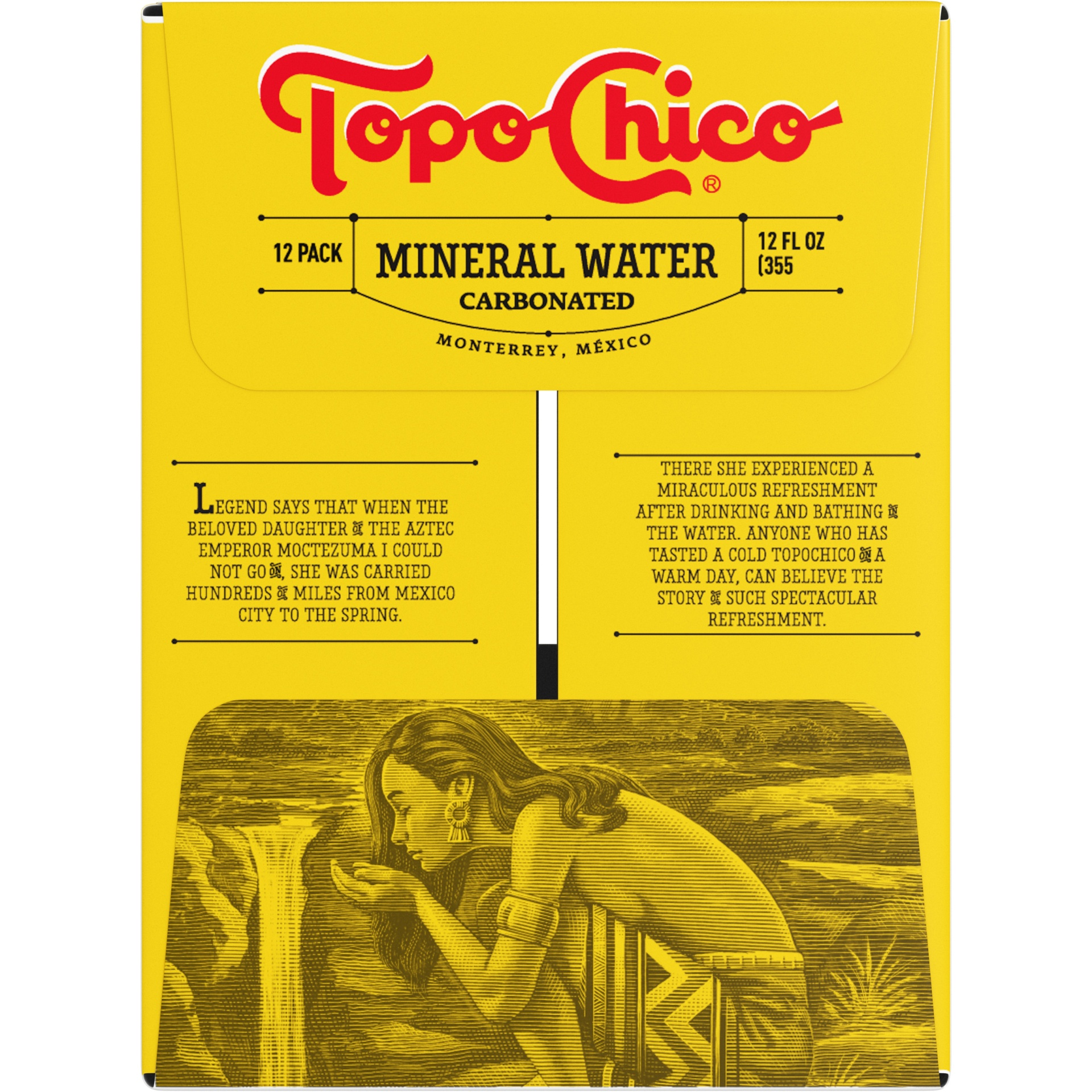 slide 5 of 7, Topo Chico Mineral Water,