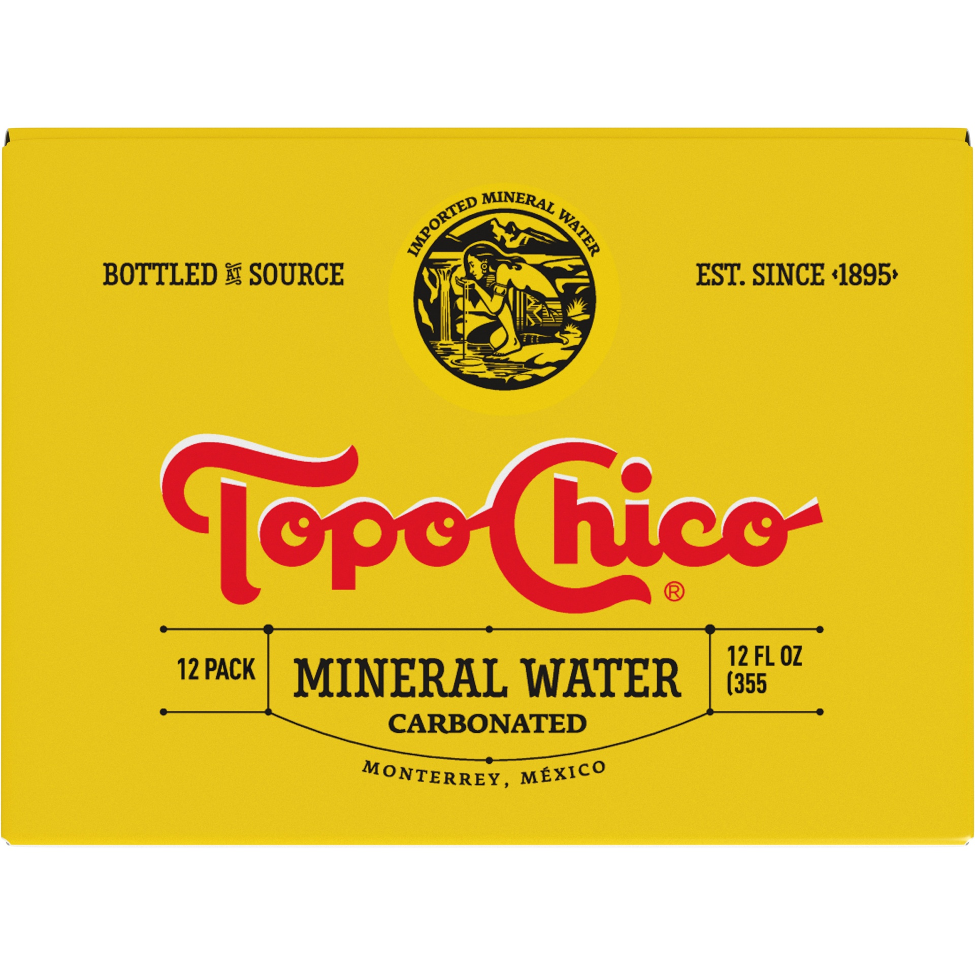 slide 6 of 7, Topo Chico Mineral Water,