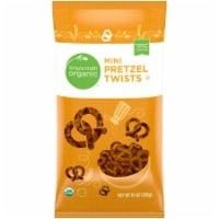 slide 1 of 1, Simple Truth Organic Mini Pretzel Twists,
