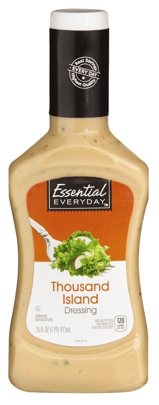 slide 1 of 1, Essential Everyday Thousand Island Dressing,