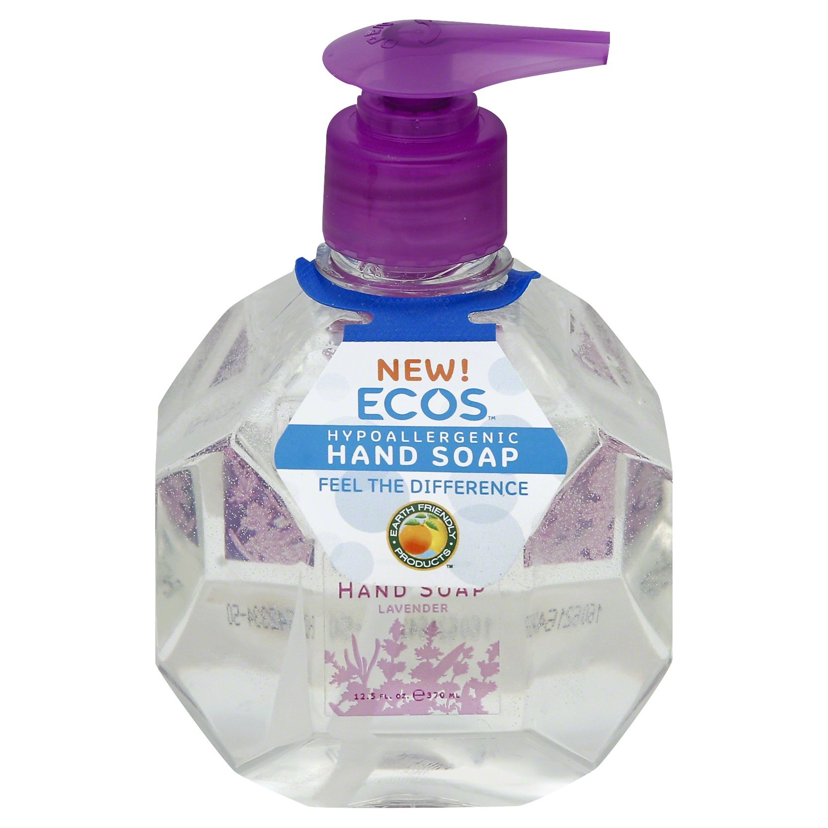 slide 1 of 1, ECOS Lavender Hand Soap,