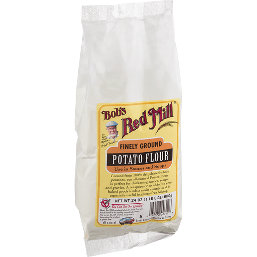 slide 2 of 9, Bob's Red Mill Finely Ground Potato Flour,